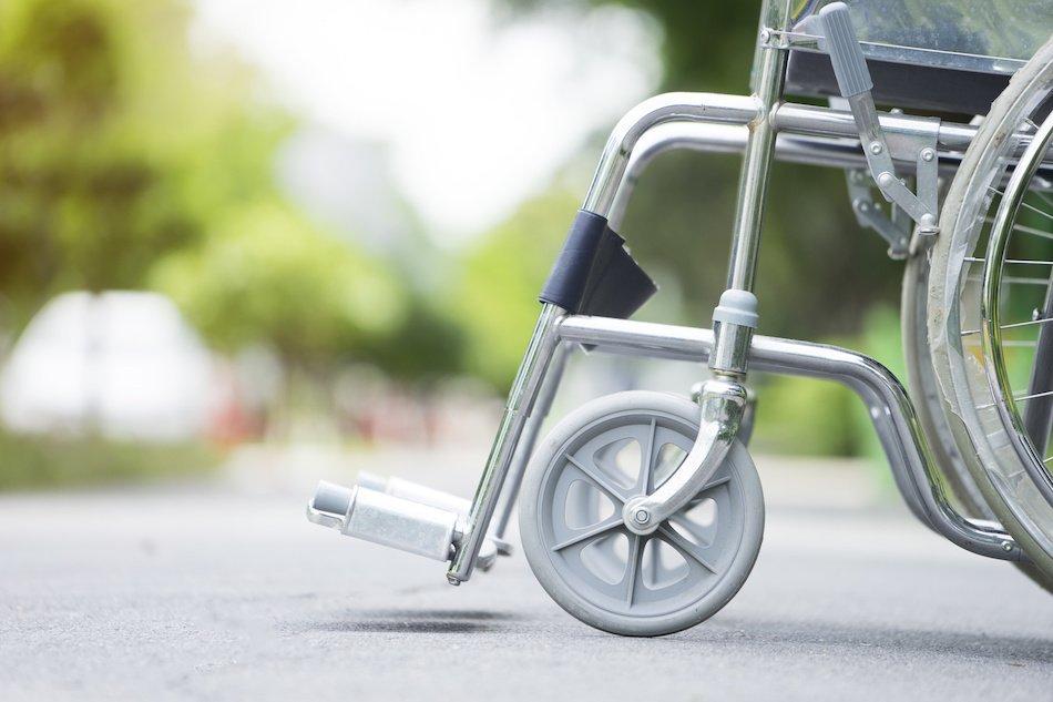 صندلی های چرخدار دستی