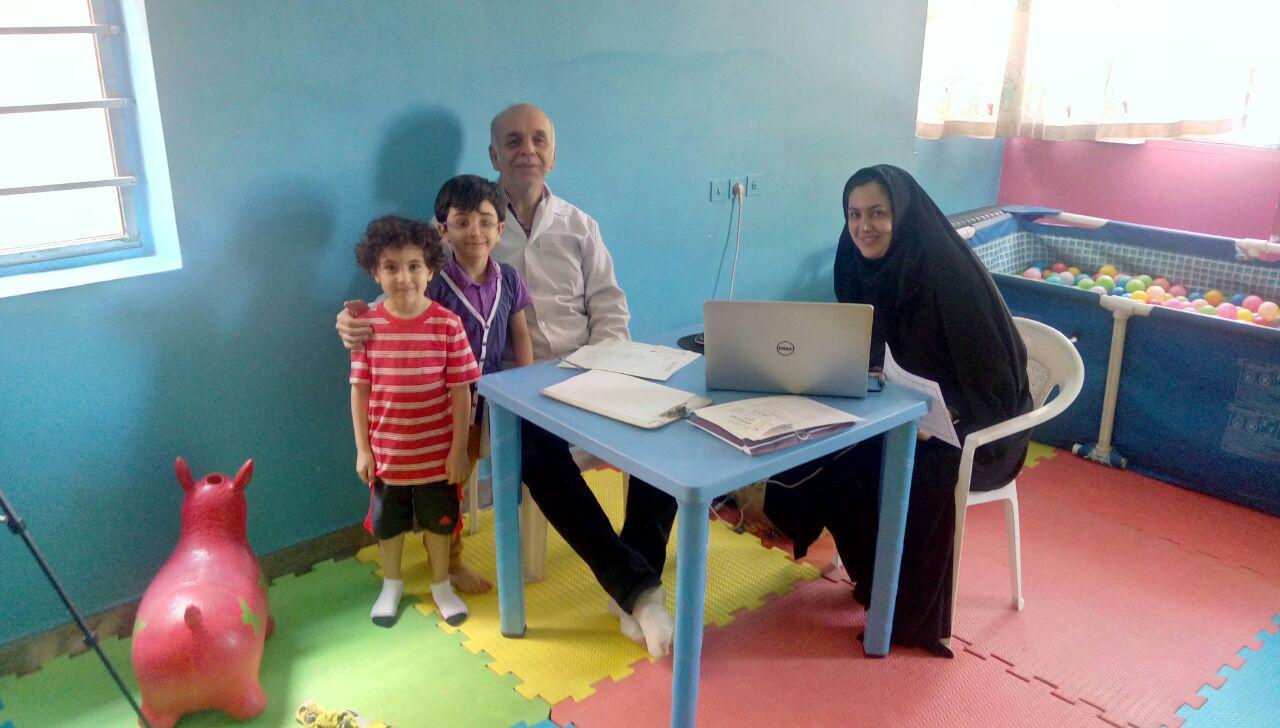 ارزیابی اسکلتی عضلانی زبان آموزان شعب کانون زبان تهران -تابستان 97