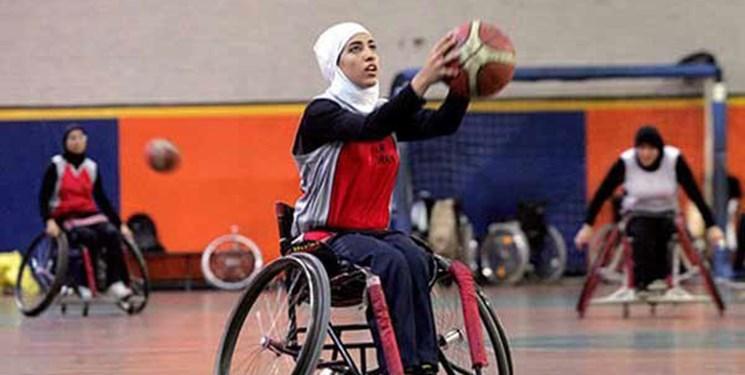 ورزش بسکتبال با ویلچر