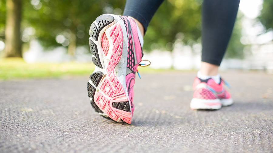 تاثیر کفی در دویدن