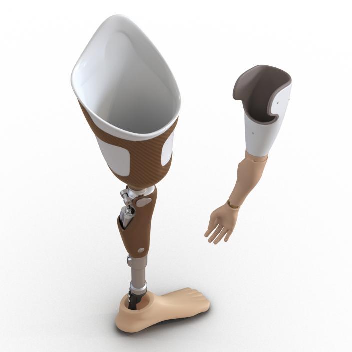 مشکلات  مربوط به پای مصنوعی