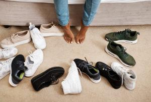 8  نوع از بهترین کفش ها برای کار