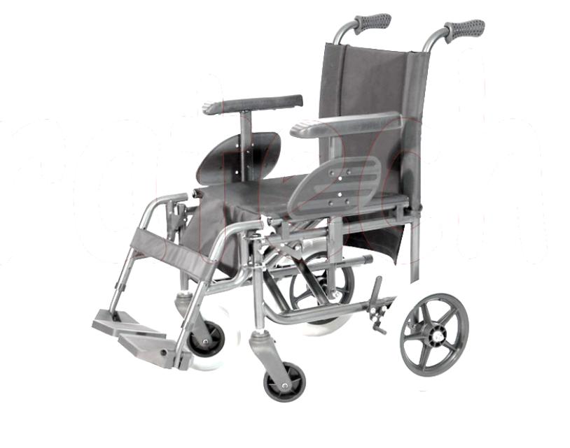 ویلچر تاشو دستی مدل آلفا750