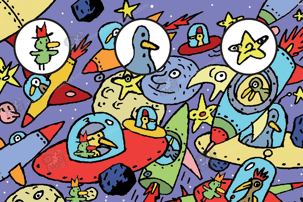 کاربرگهای کودک - 3
